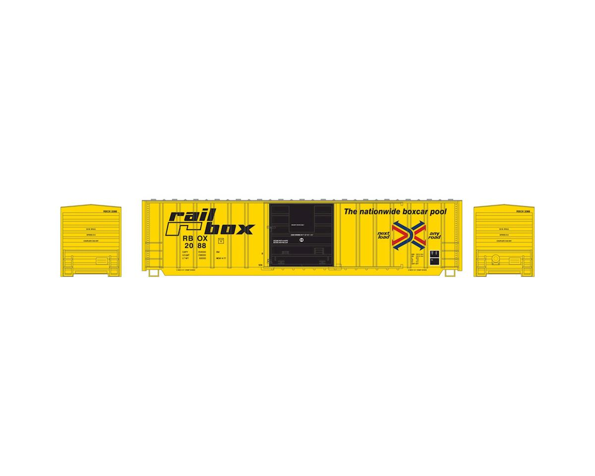N 50' Berwick Box, RBOX #2088 by Athearn