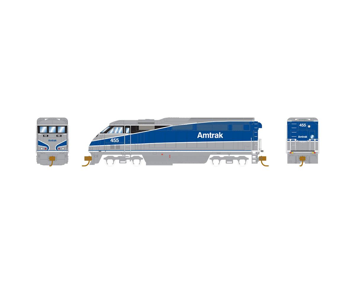 Athearn N F59PHI w/DCC & Sound, Amtrak/Surfliner #455