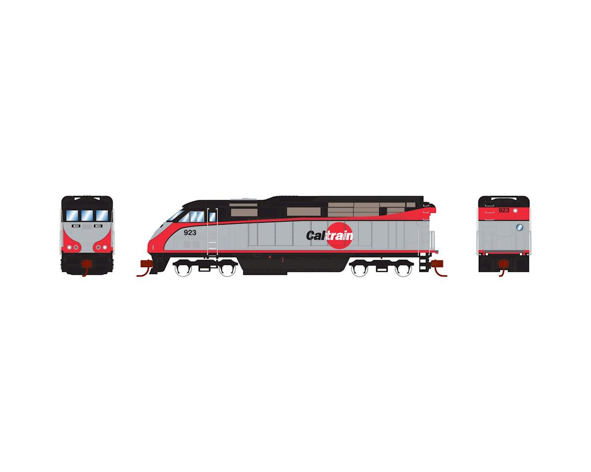 Athearn N F59PHI w/DCC & Sound, Cal Train #924