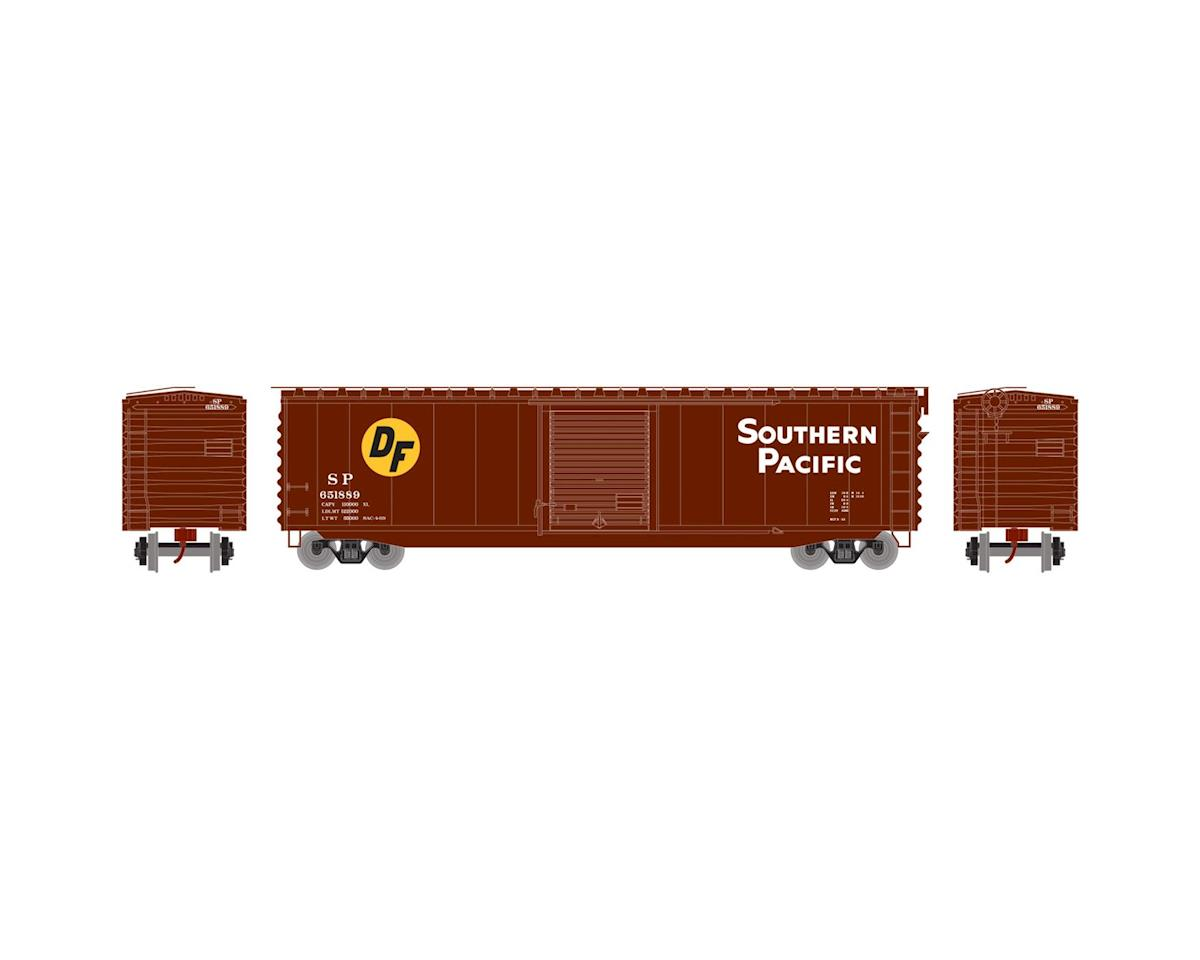 Athearn N 50' PS-1 Single Door Box, SP #651889