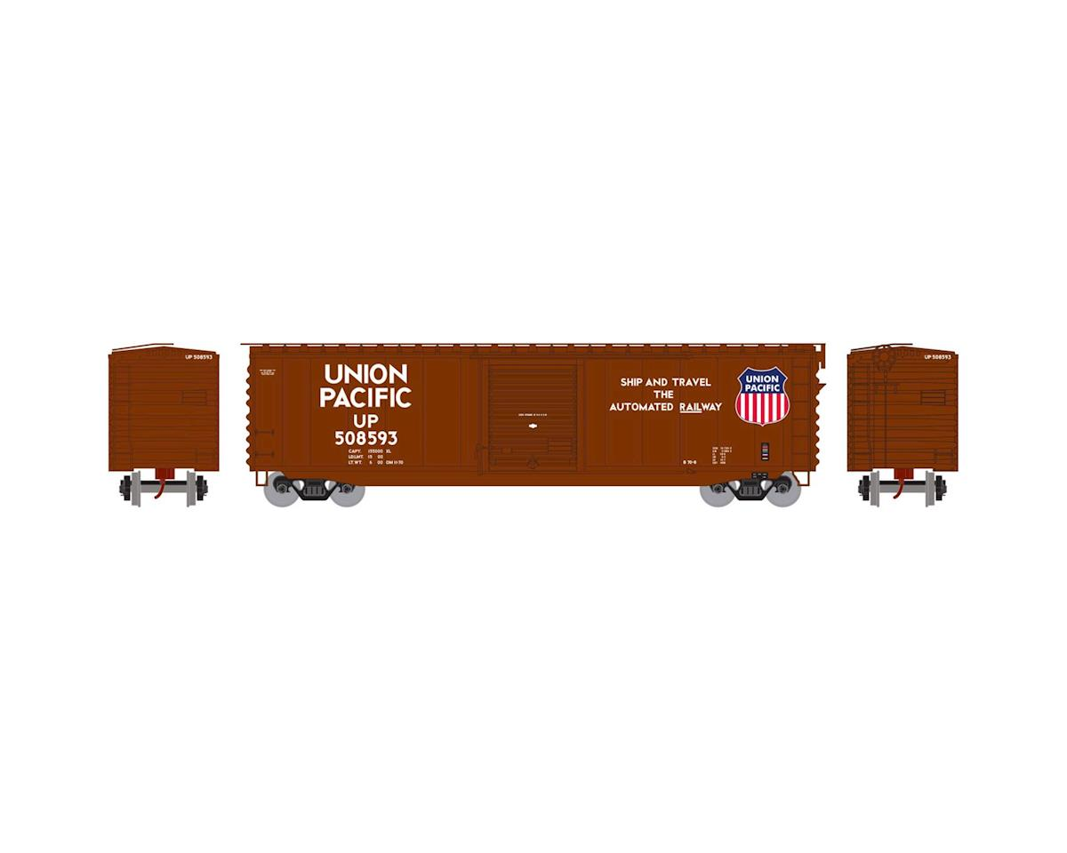 Athearn N 50' PS-1 Single Door Box, UP #508593