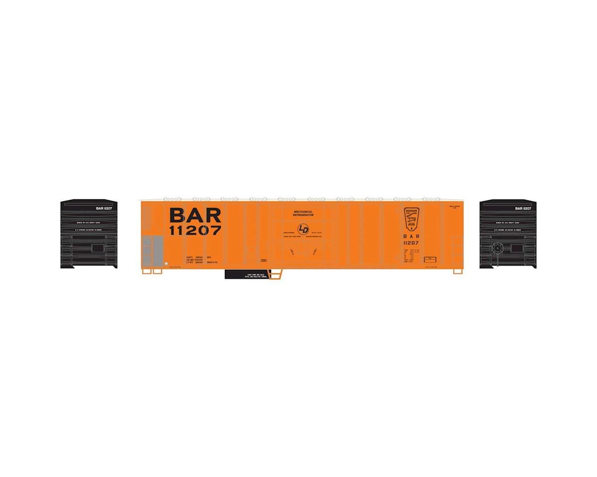Athearn HO RTR 57' Mechanical Reefer, BAR #11207