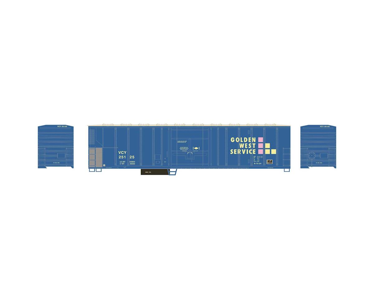 Athearn HO RTR 57' Mechanical Reefer, GWS #25125