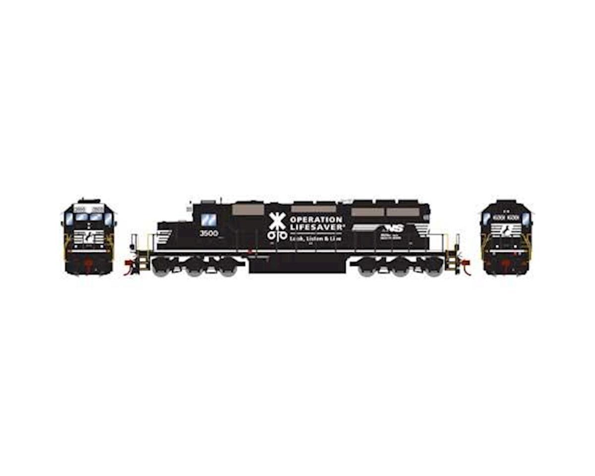 Athearn HO RTR SD40-2, NS #3500