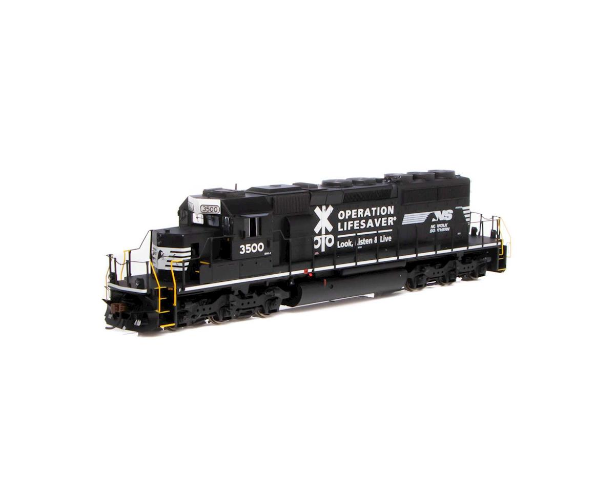Athearn HO RTR SD40-2 w/DCC & Sound, NS #3500