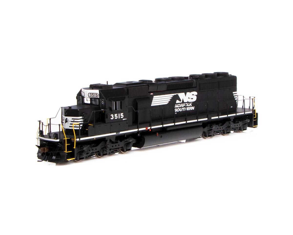 Athearn HO RTR SD40-2 w/DCC & Sound, NS #3515