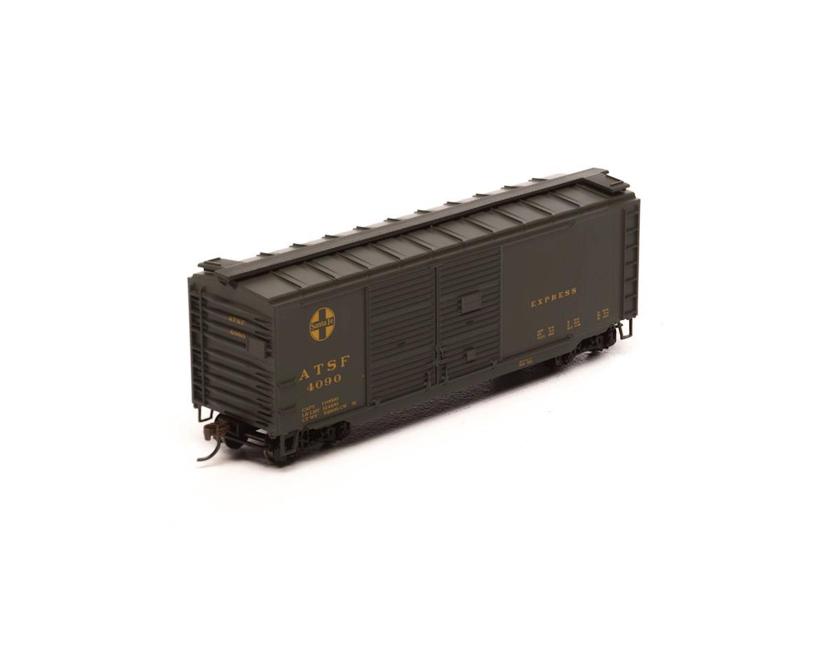 Athearn HO RTR 40' Express Box, SF #4090