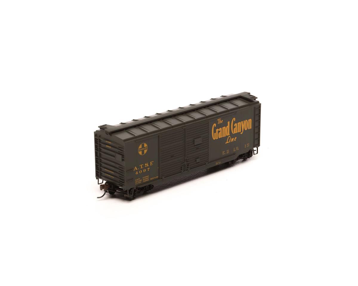 Athearn HO RTR 40' Express Box, SF #4097