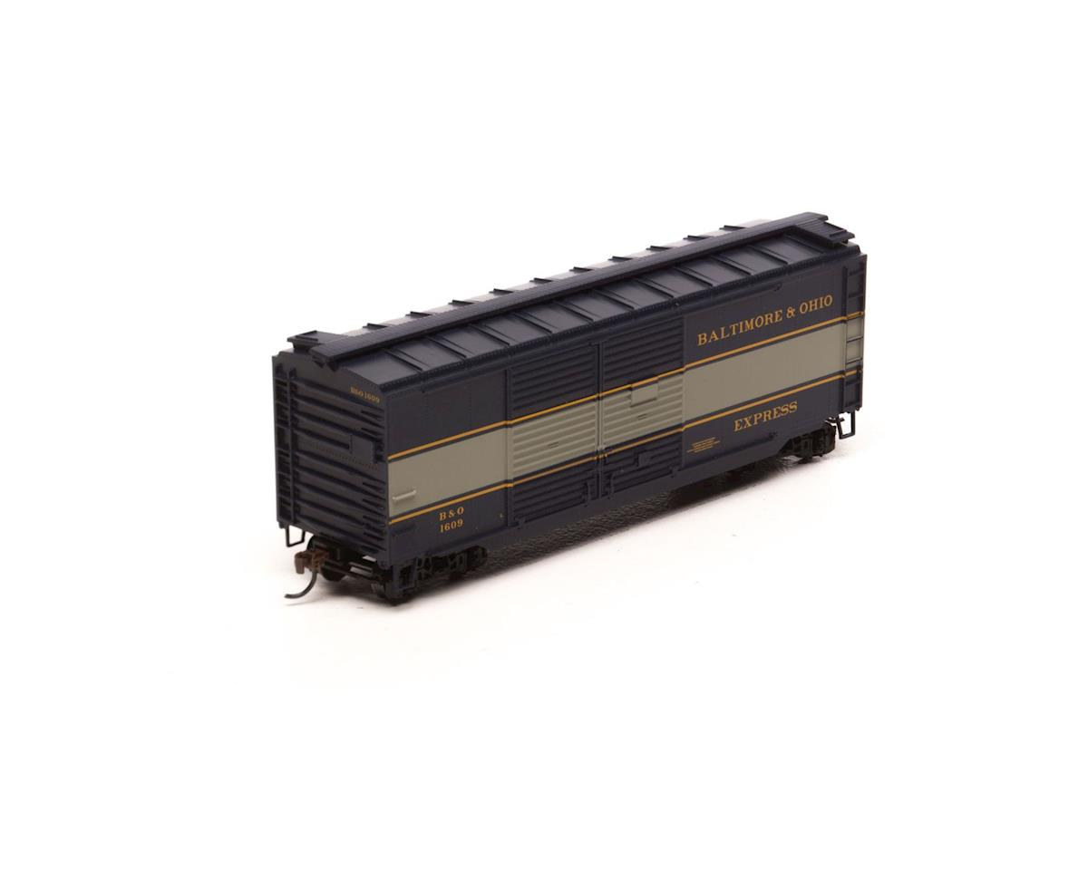 Athearn HO RTR 40' Express Box, B&O #1609