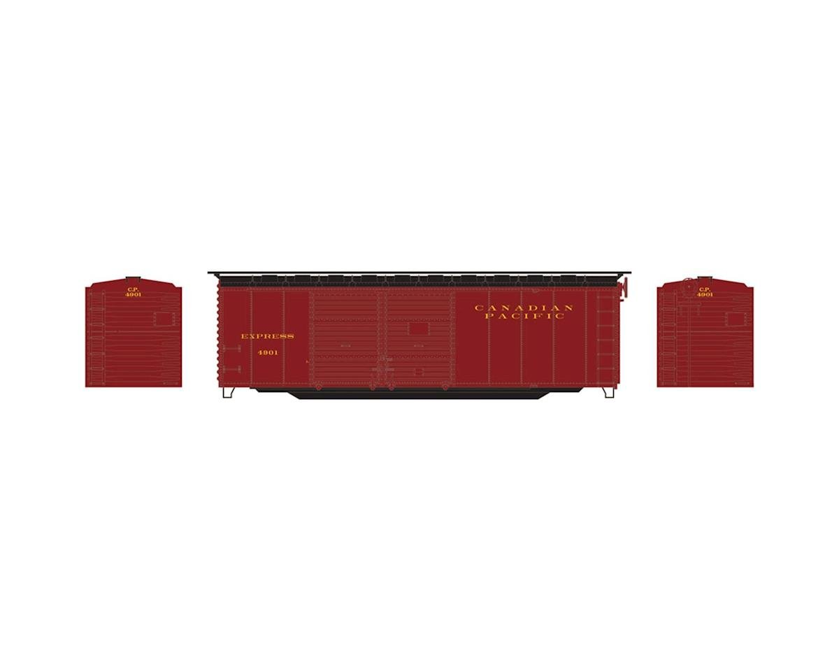 Athearn HO RTR 40' Express Box, CPR # 4901