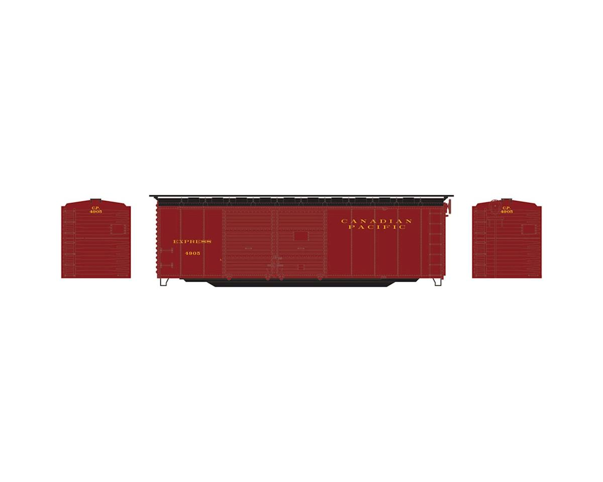 HO RTR 40' Express Box, CPR #4905 by Athearn