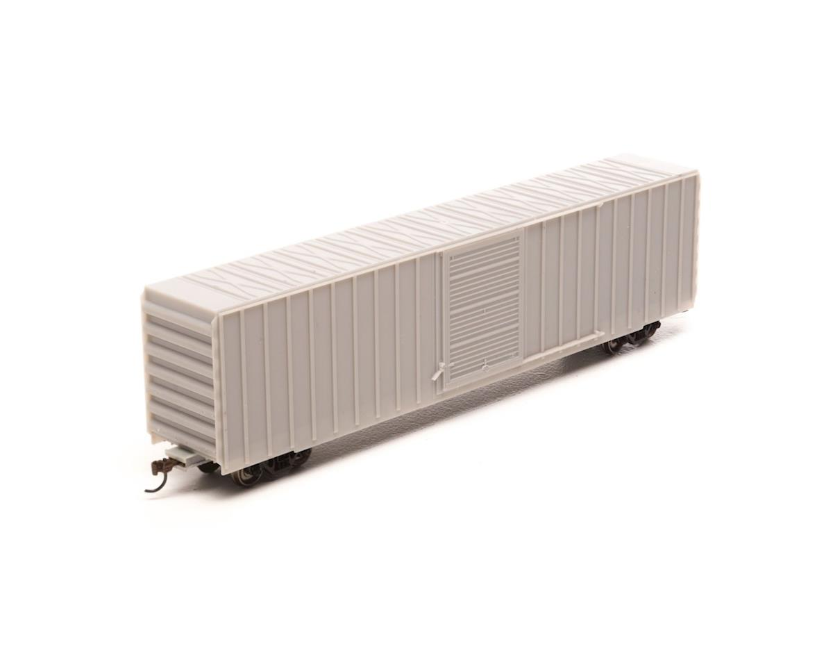 Athearn HO RTR FMC 60' Hi-Cube Ex-Post Box, Undecorated