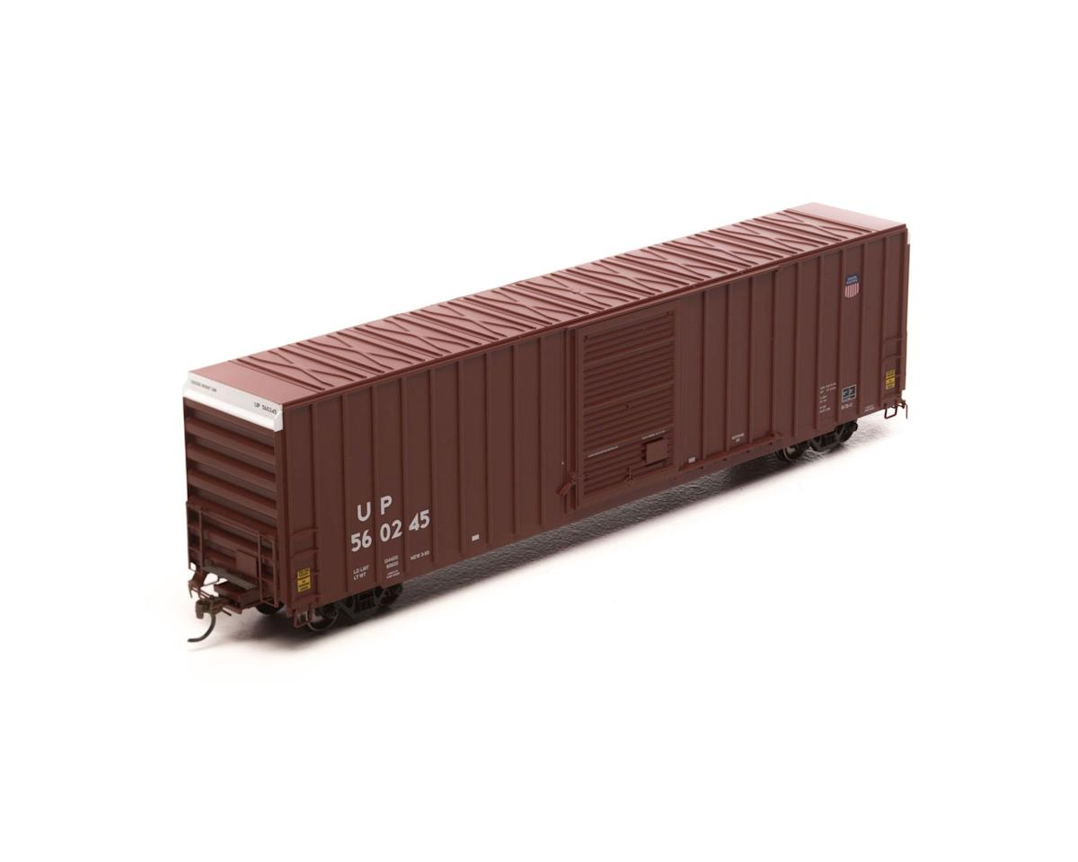 Athearn HO RTR FMC 60' Hi-Cube EP Box, UP/Brown #560245