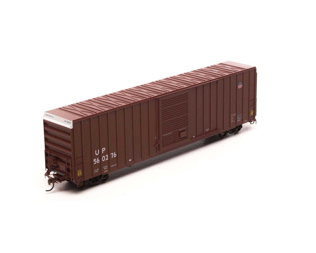 Athearn HO RTR FMC 60' Hi-Cube EP Box, UP/Brown #560276