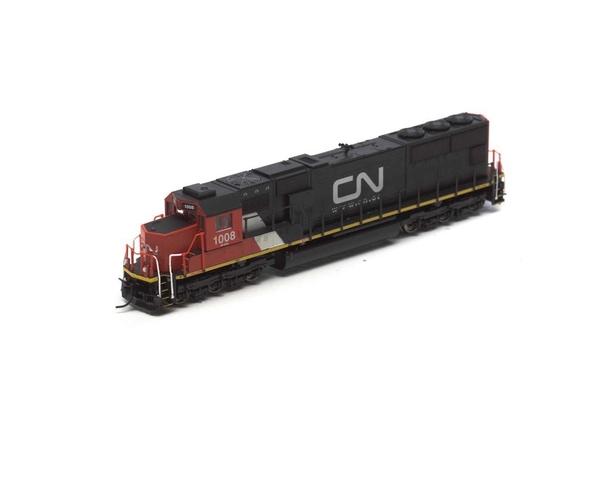 Athearn N SD70, CN #1008