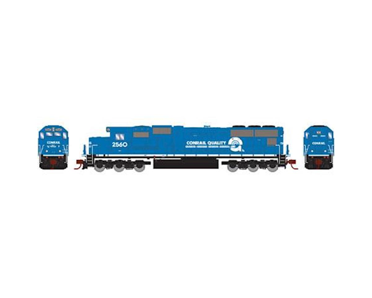 Athearn N SD70, CR #2560