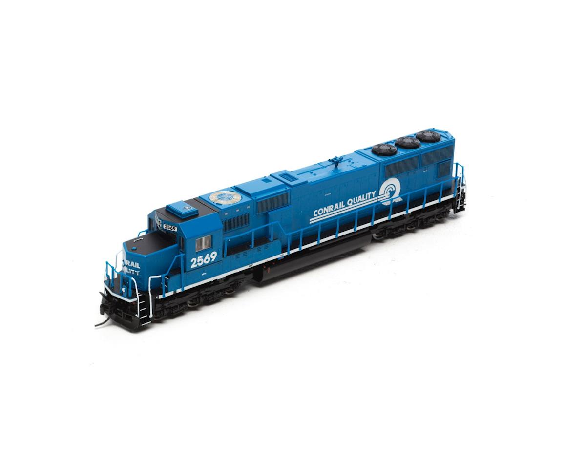 Athearn N SD70, CR #2569