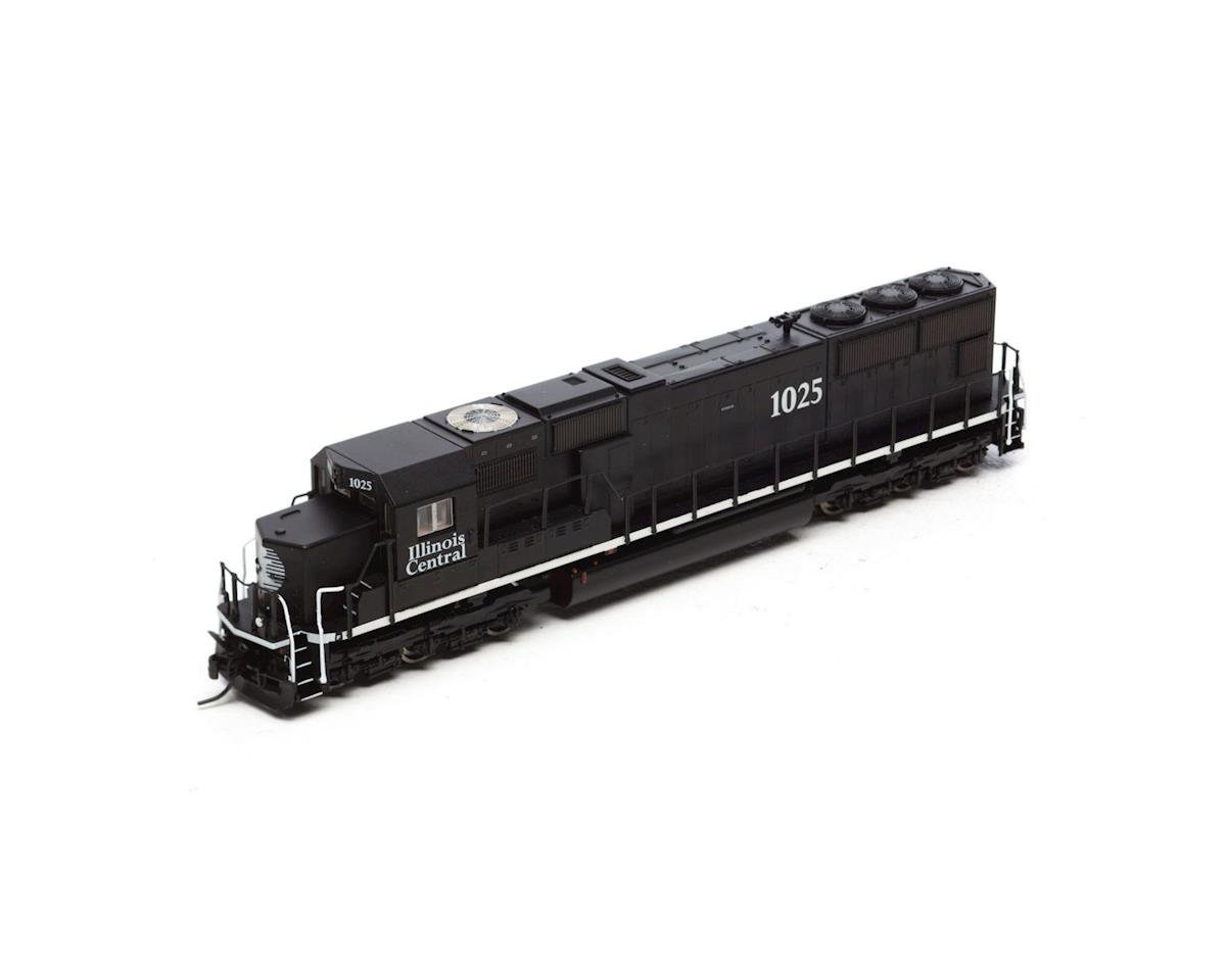 Athearn N SD70, IC #1025