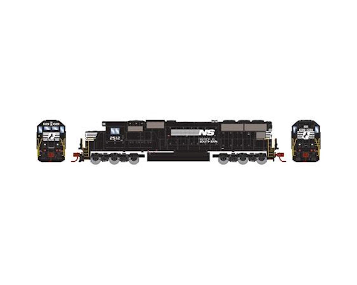 Athearn N SD70, NS #2512