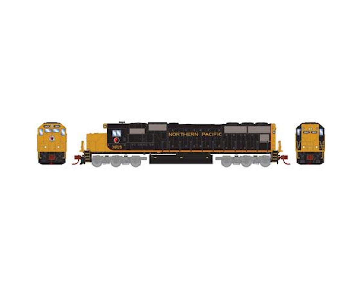 N SD70, NP #3805 by Athearn