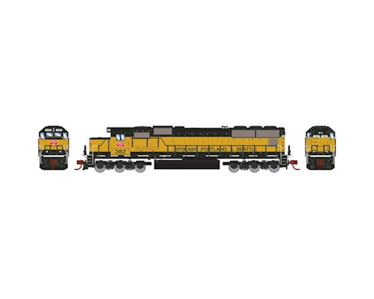 Athearn N SD70, SP&S #382