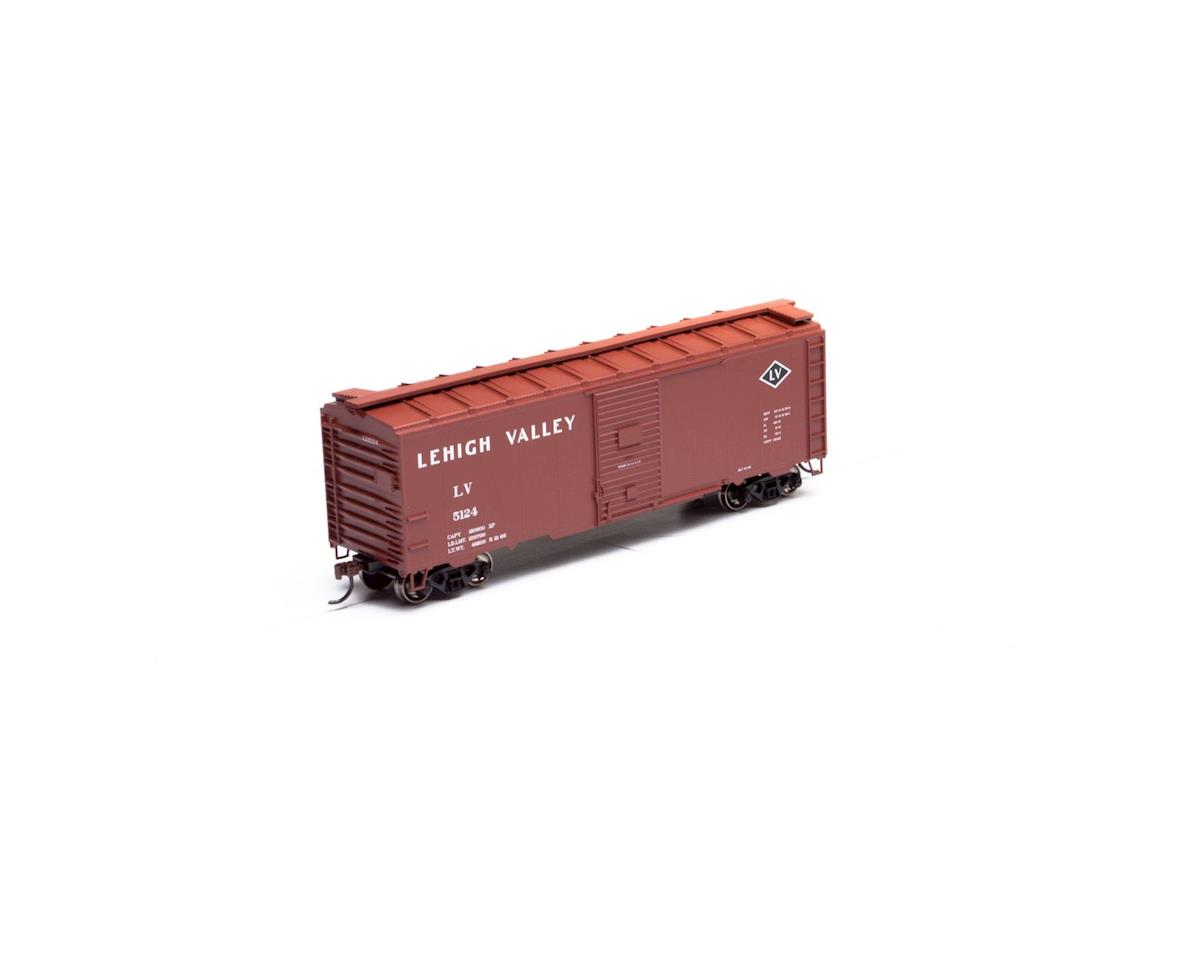 Athearn HO RTR 40' Youngstown Door Box, LV #5124