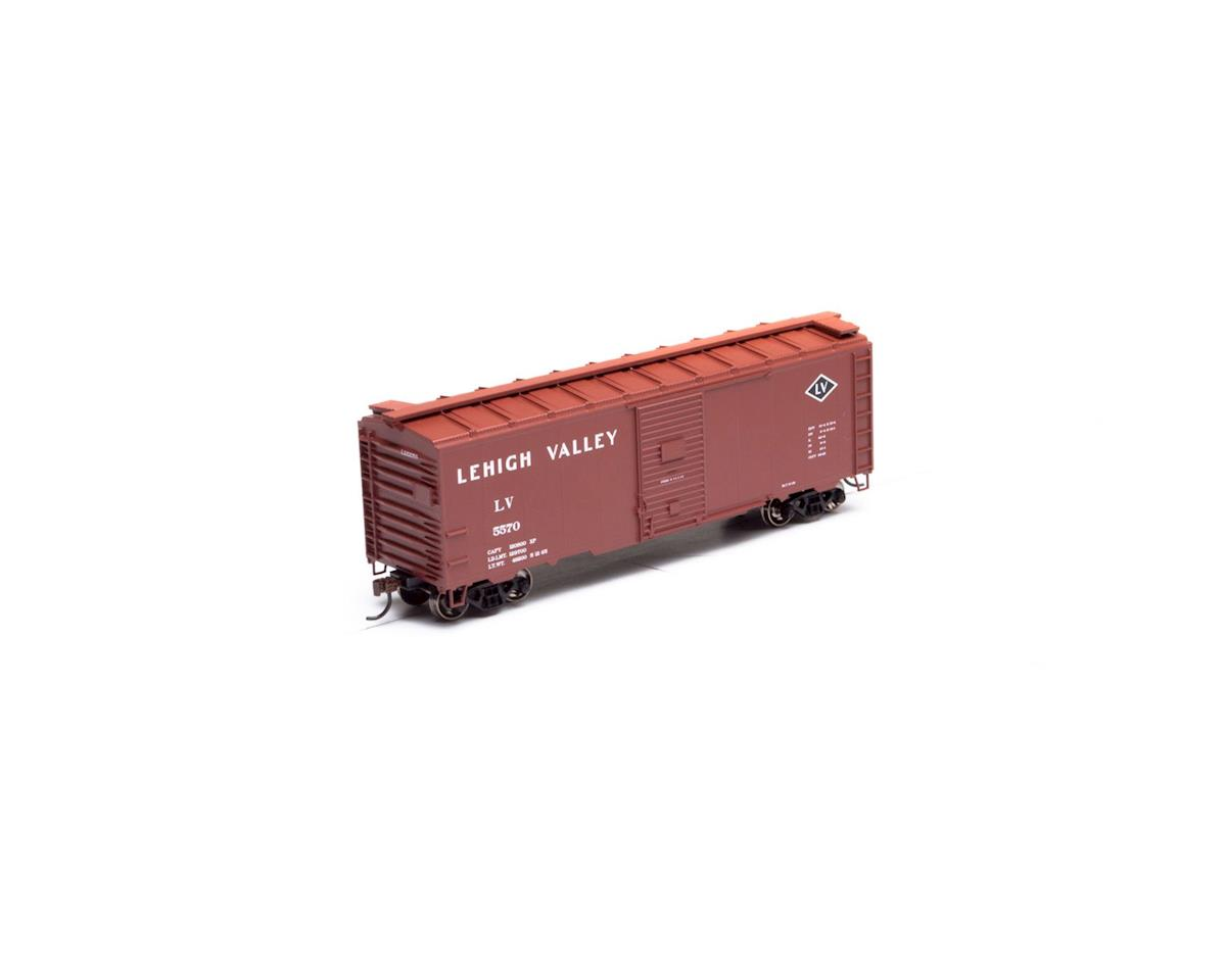 Athearn HO RTR 40' Youngstown Door Box, LV #5570