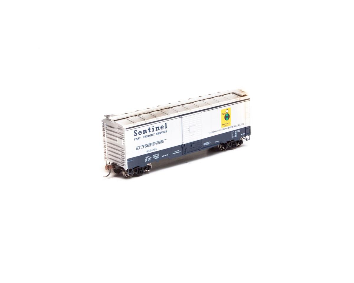 Athearn HO RTR 40' Youngstown Door Box, B&O #466014