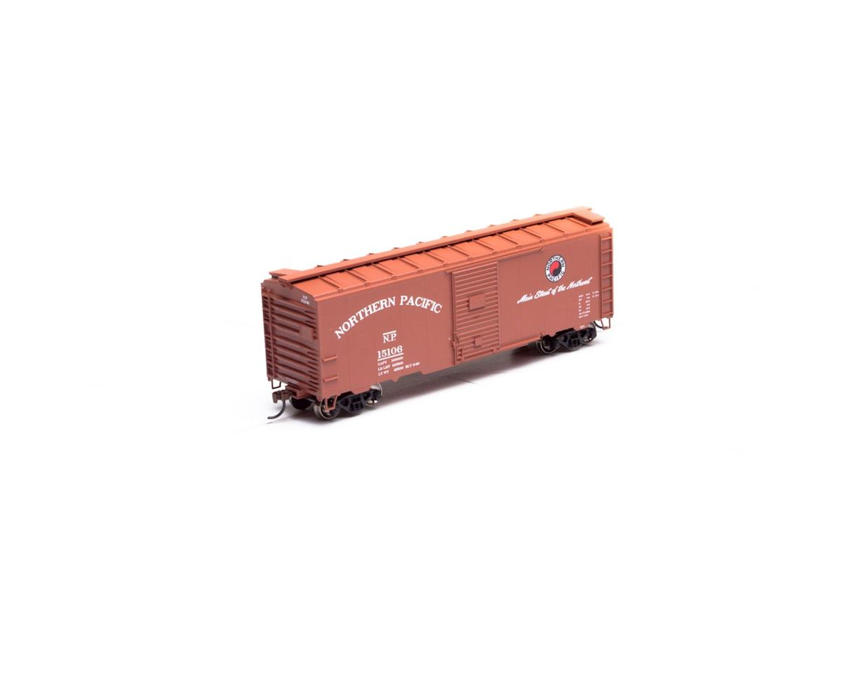 Athearn HO RTR 40' Youngstown Door Box, NP #15106