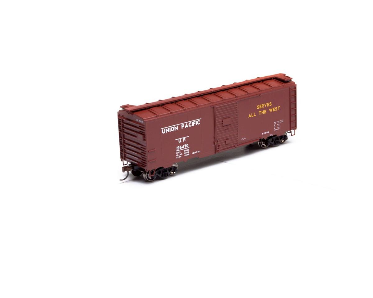 Athearn HO RTR 40' Youngstown Door Box, UP #196470