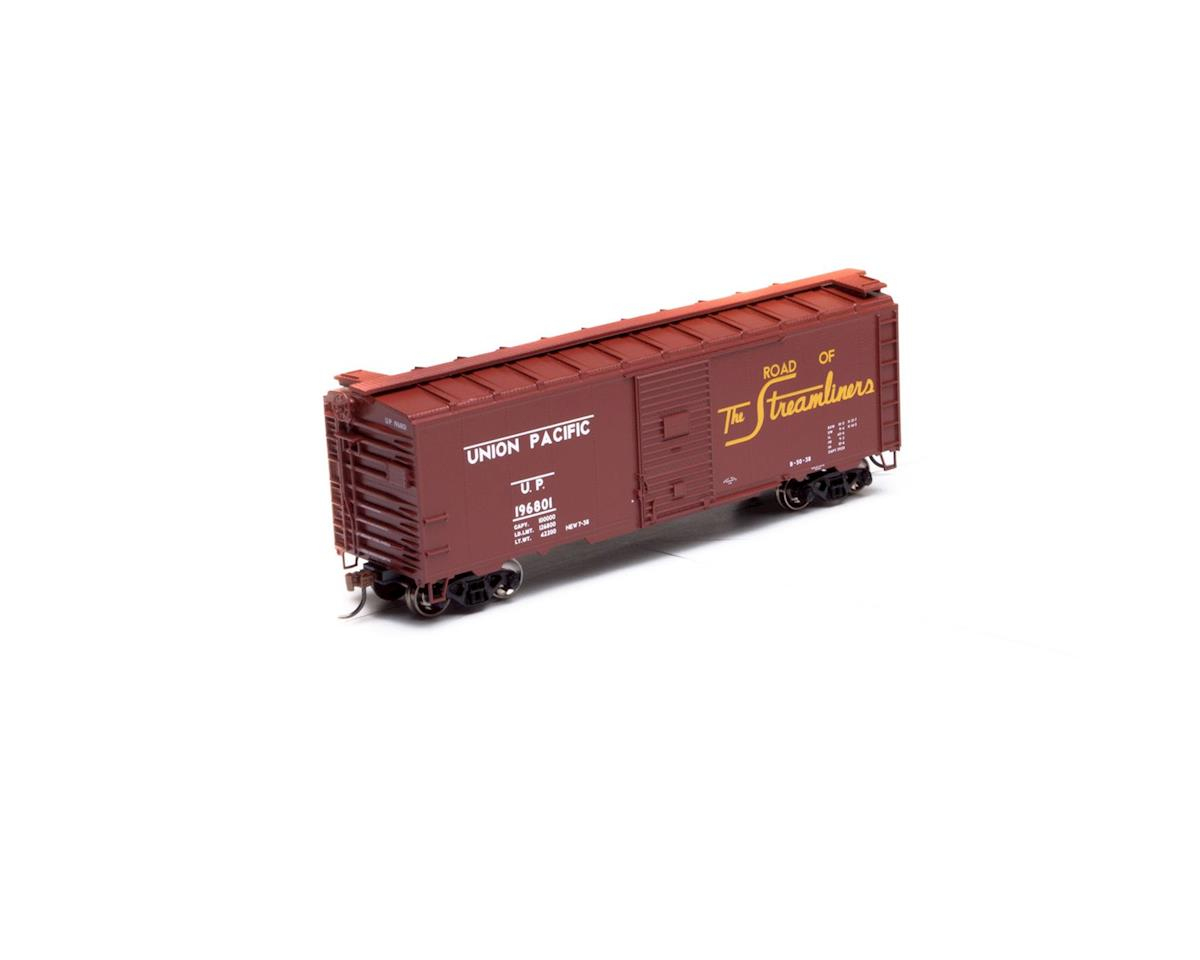 Athearn HO RTR 40' Youngstown Door Box, UP #196801
