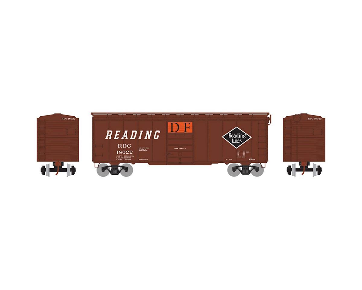 Athearn HO RTR 40' Superior Door Box, RDG #18022