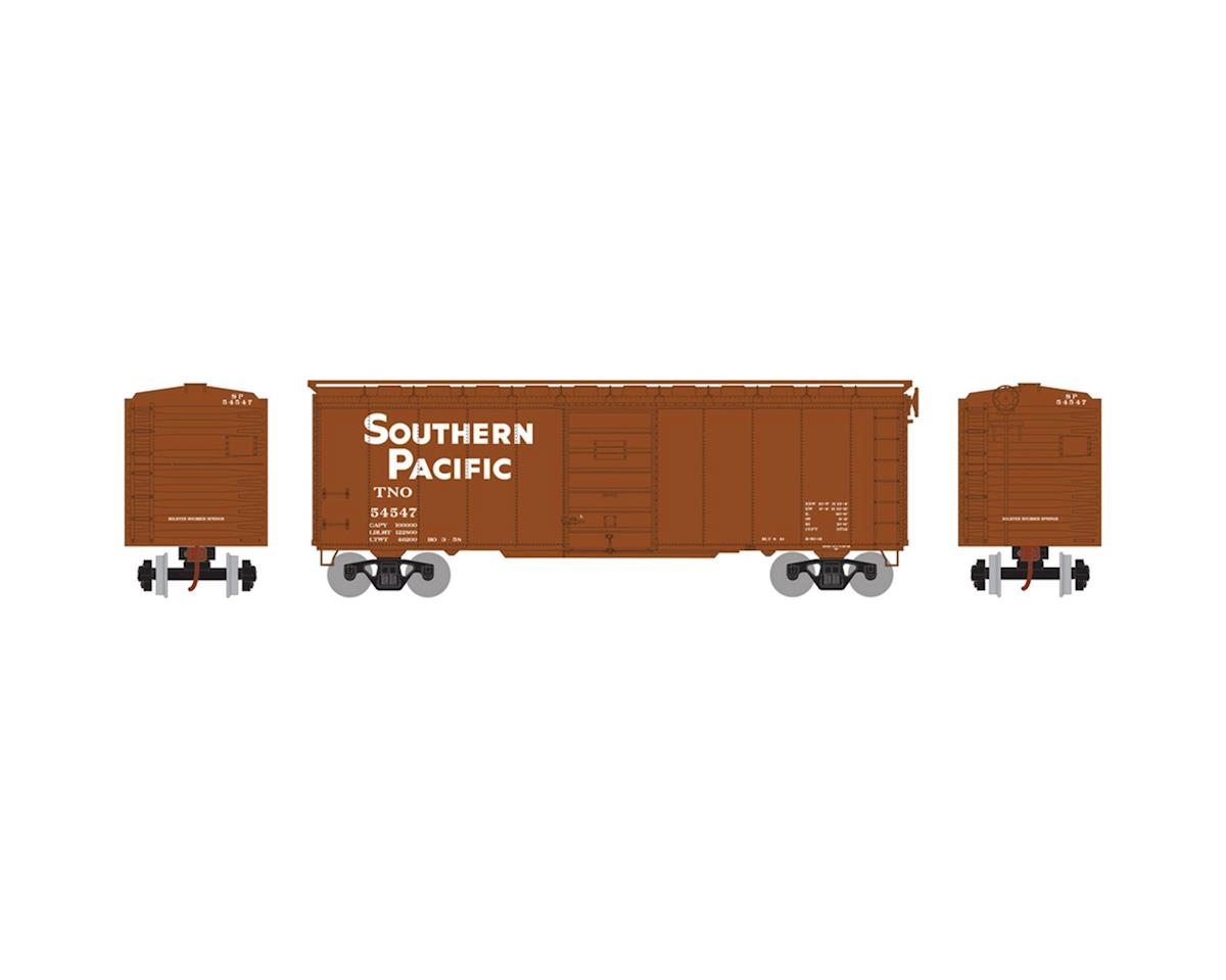 Athearn HO RTR 40' Superior Door Box, SP/TNO #54547
