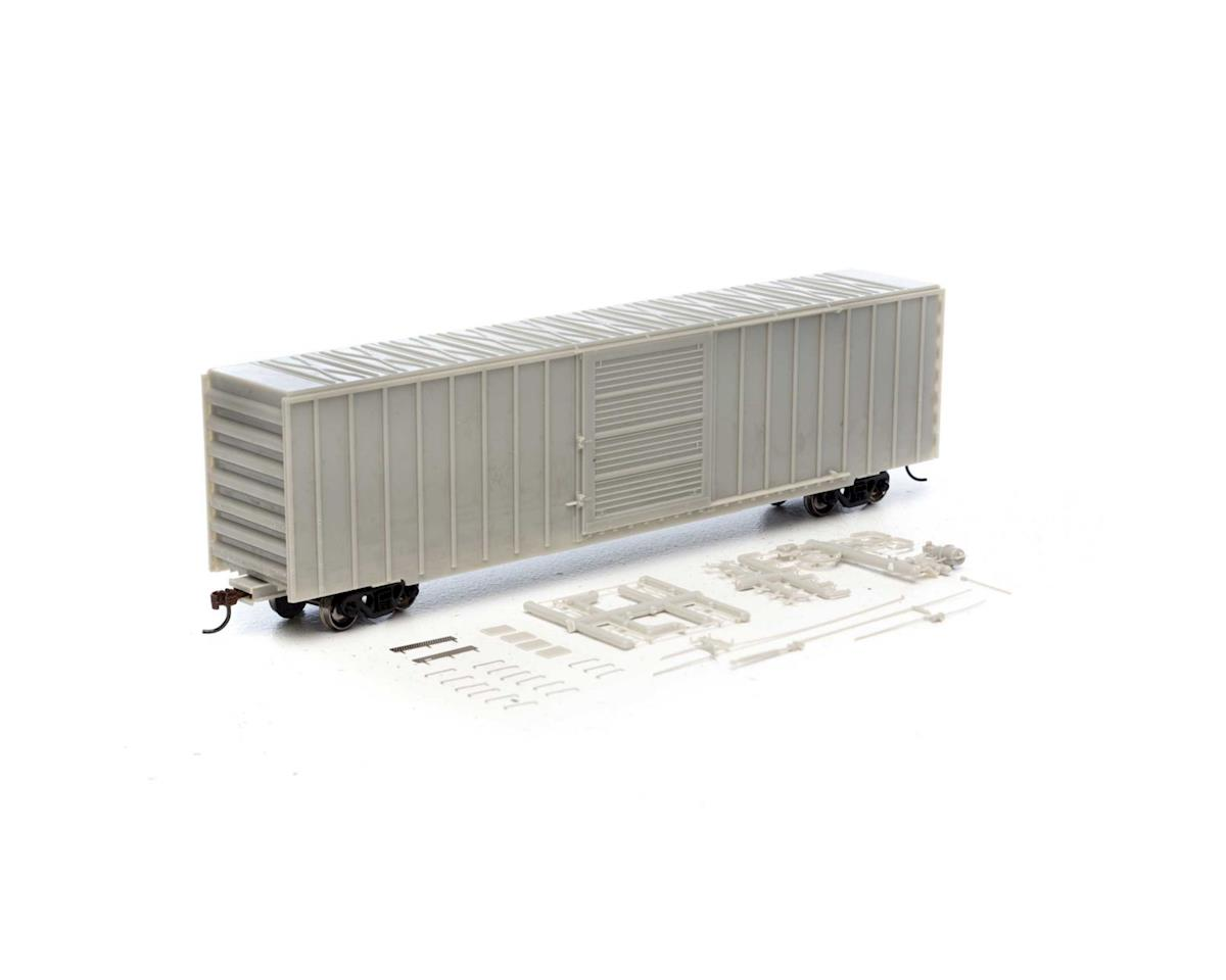 Athearn HO RTR 60' ICC Hi-Cube Box, Undecorated