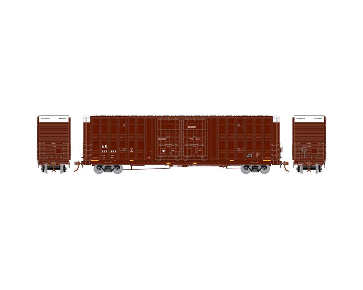 Athearn HO RTR 60' Berwick Hi-Cube Box, NS #655892