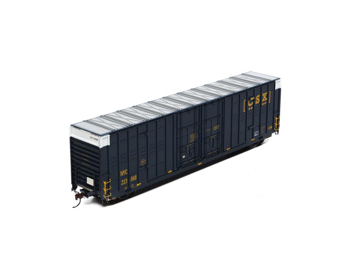 Athearn HO RTR 60' Berwick Hi-Cube Box, CSX #223068