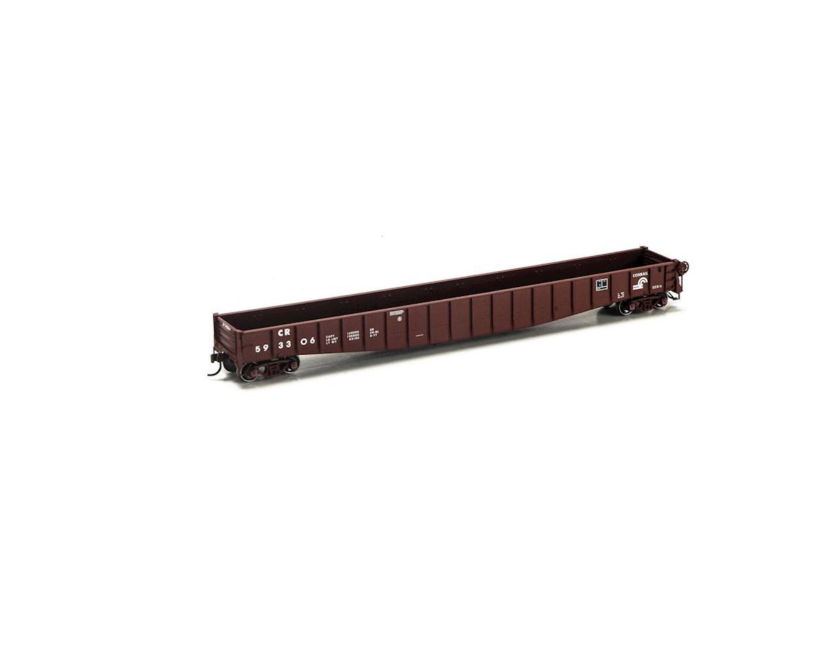 "Athearn HO RTR 65'6"" Mill Gondola, CR #593306"