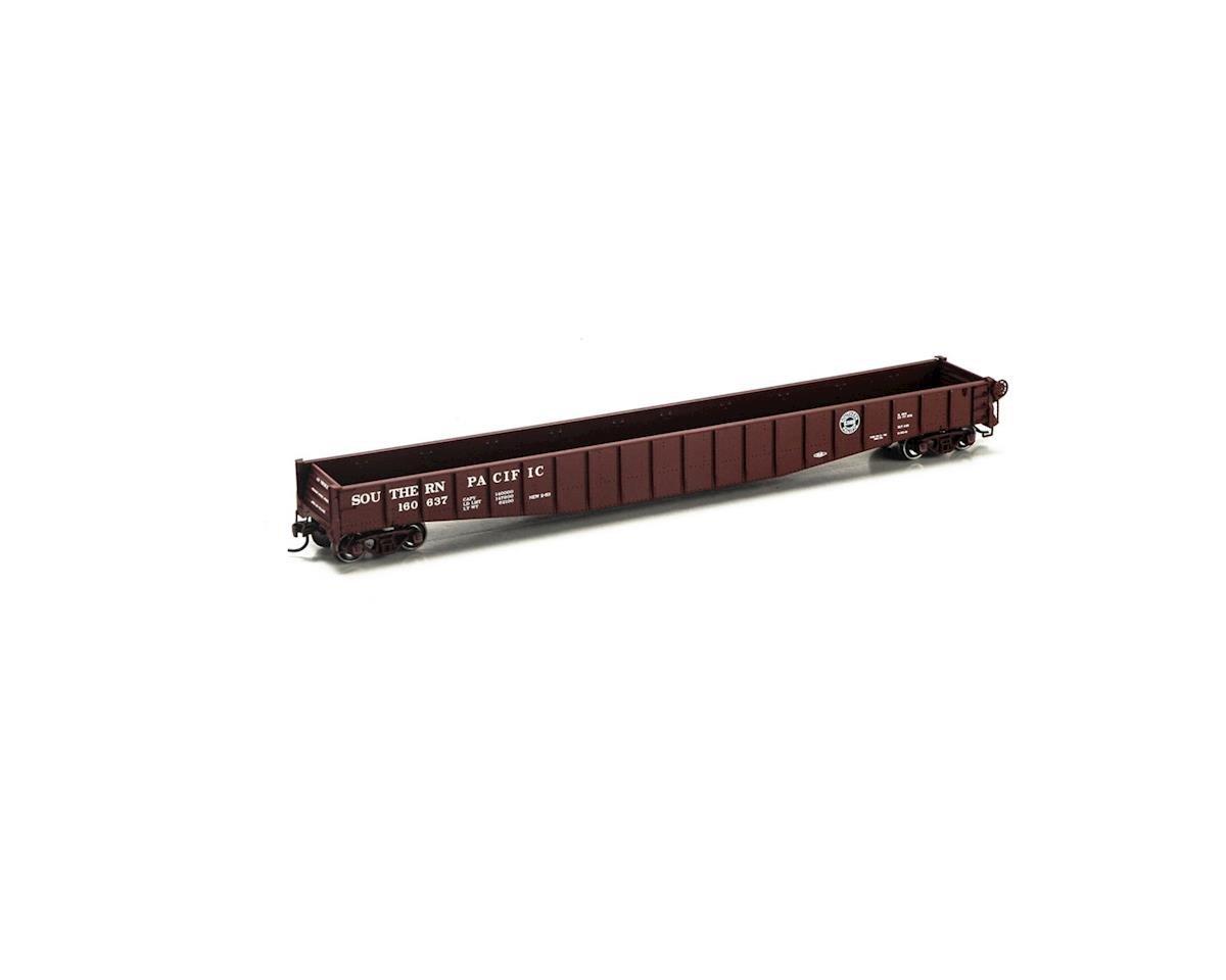 """Athearn HO RTR 65'6"""" Mill Gondola, SP #160637"""