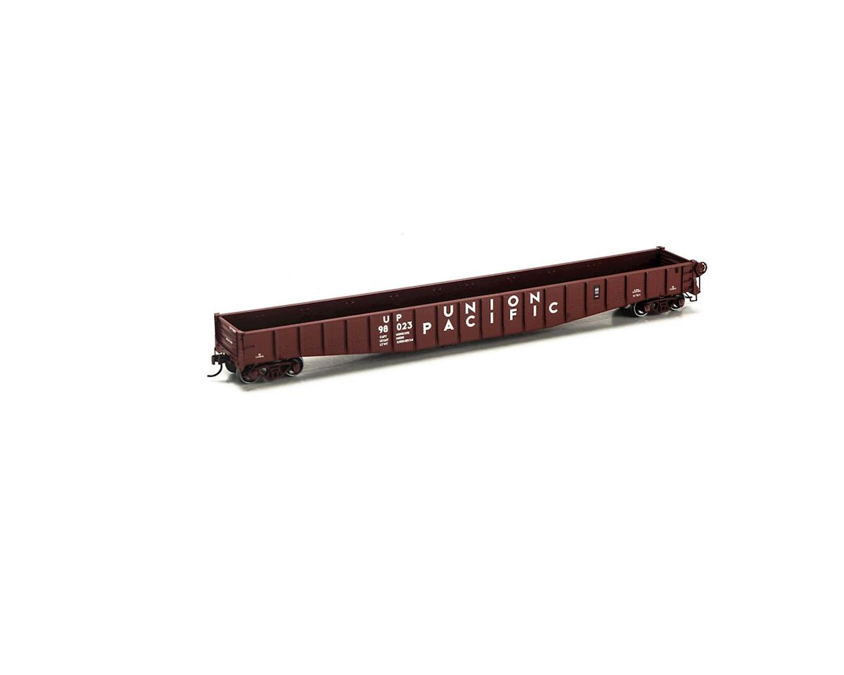 "Athearn HO RTR 65'6"" Mill Gondola, UP #98023"