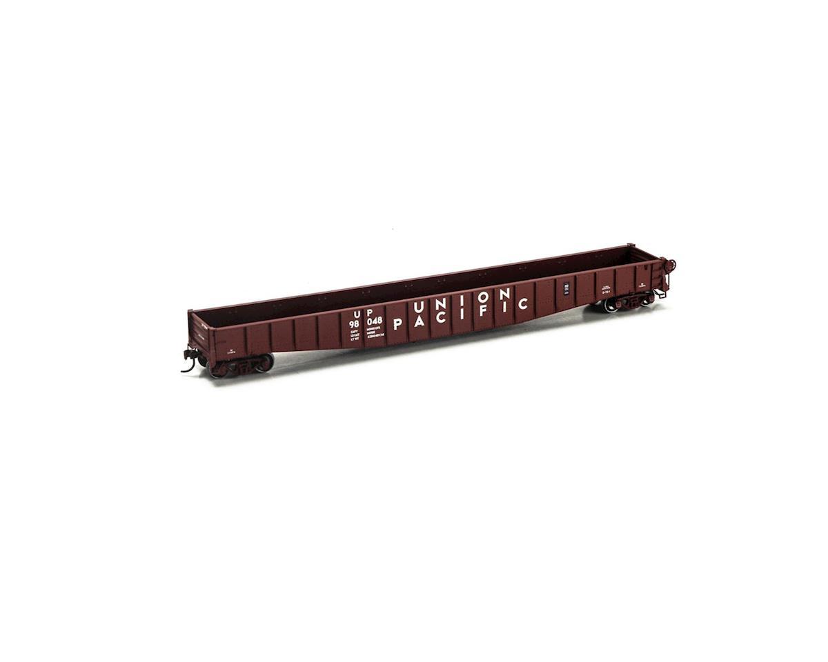"""Athearn HO RTR 65'6"""" Mill Gondola, UP #98048"""