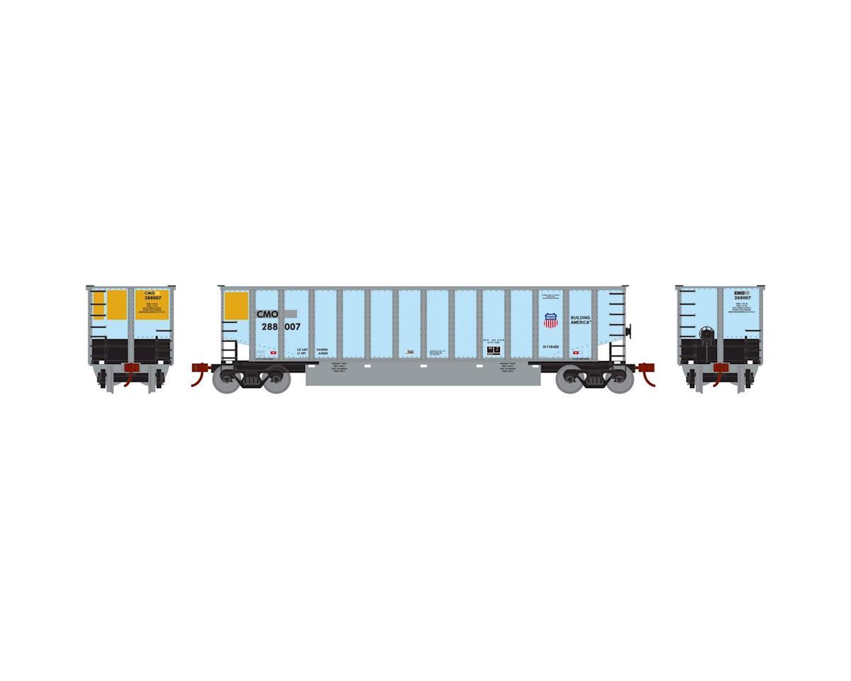 HO RTR Bethgon Coalporter w/Load, UP #288007 by Athearn