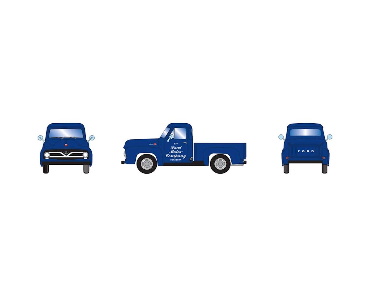 Athearn HO RTR 1955 Ford F-100 Pickup Truck, Ford