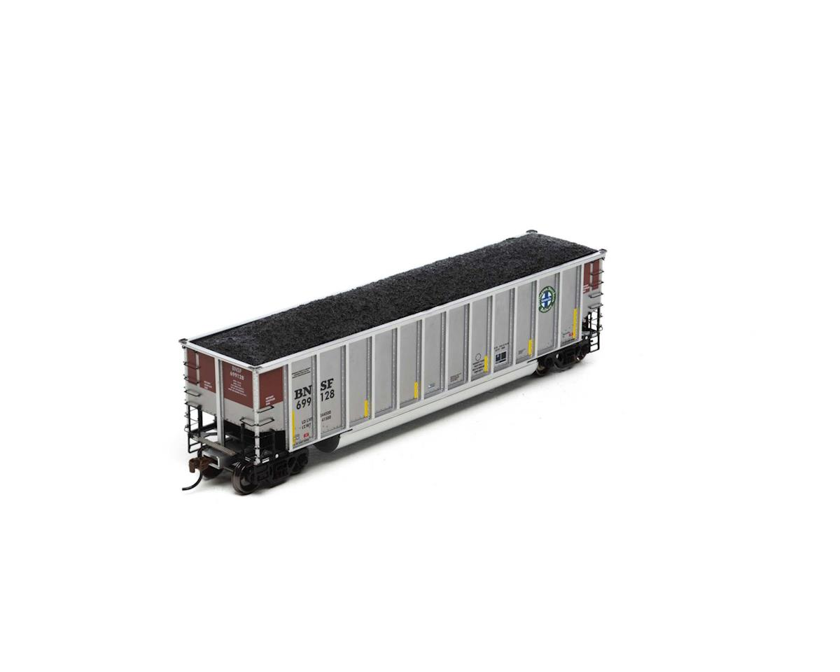 Athearn HO RTR Bethgon Coalporter w/Load, BNSF #699128
