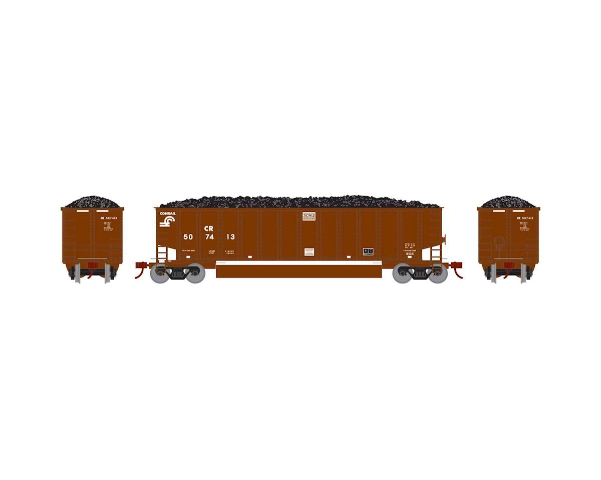 Athearn HO RTR Bethgon Coalporter w/Load, CR #507413