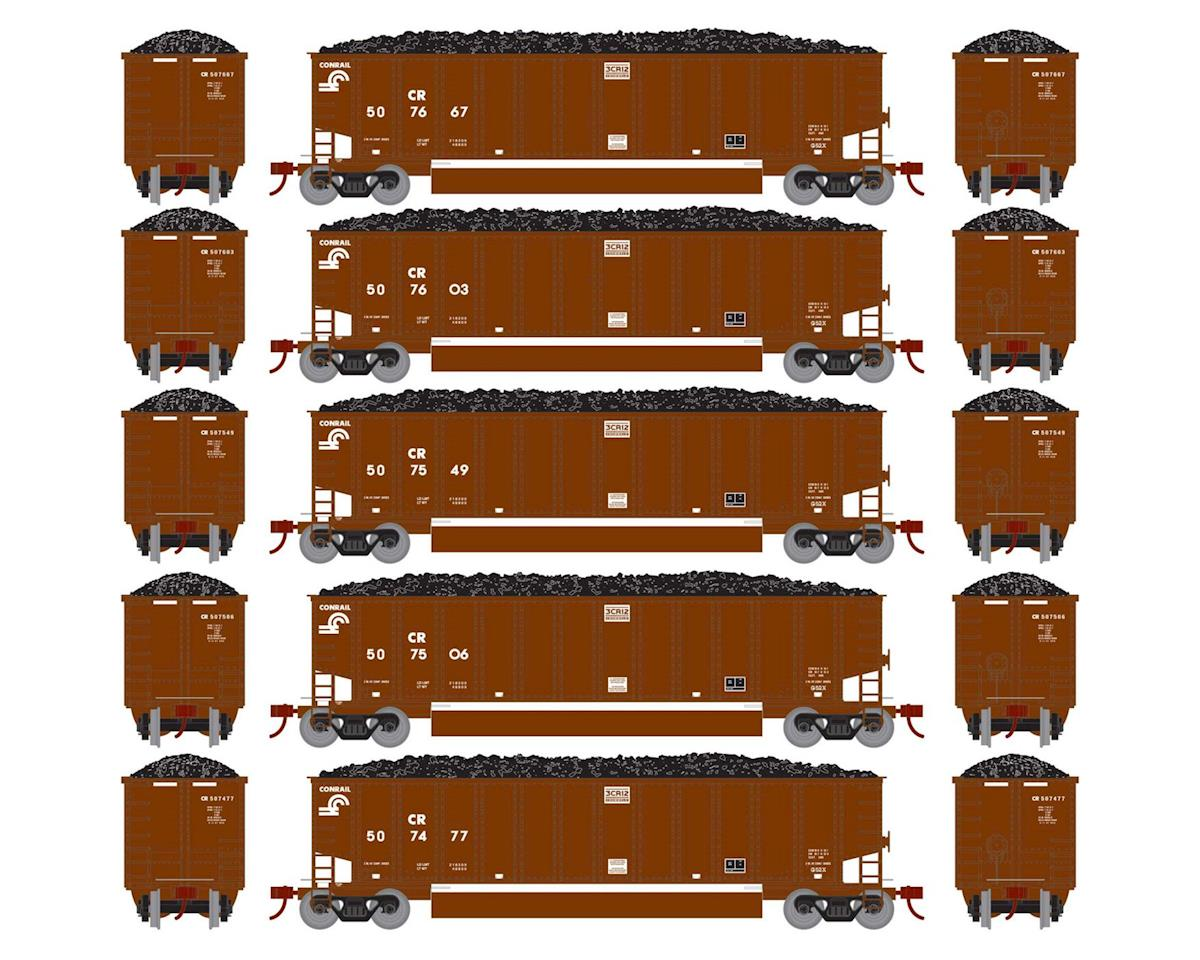 Athearn HO RTR Bethgon Coalporter w/Load, CR #1 (5)