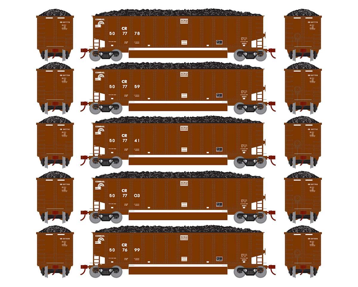 Athearn HO RTR Bethgon Coalporter w/Load, CR #2 (5)