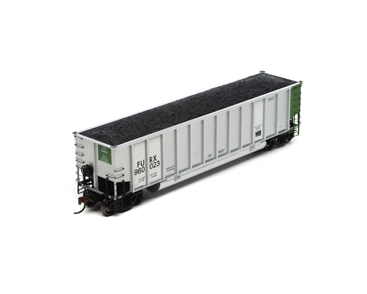 Athearn HO RTR Bethgon Coalporter w/Load, FURX #960023