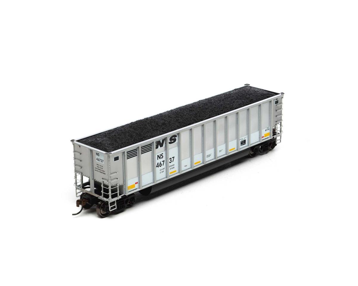 Athearn HO RTR Bethgon Coalporter w/Load, NS #46737