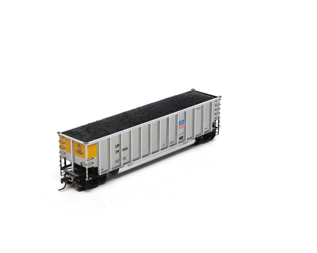 Athearn HO RTR Bethgon Coalporter w/Load, UP #29666