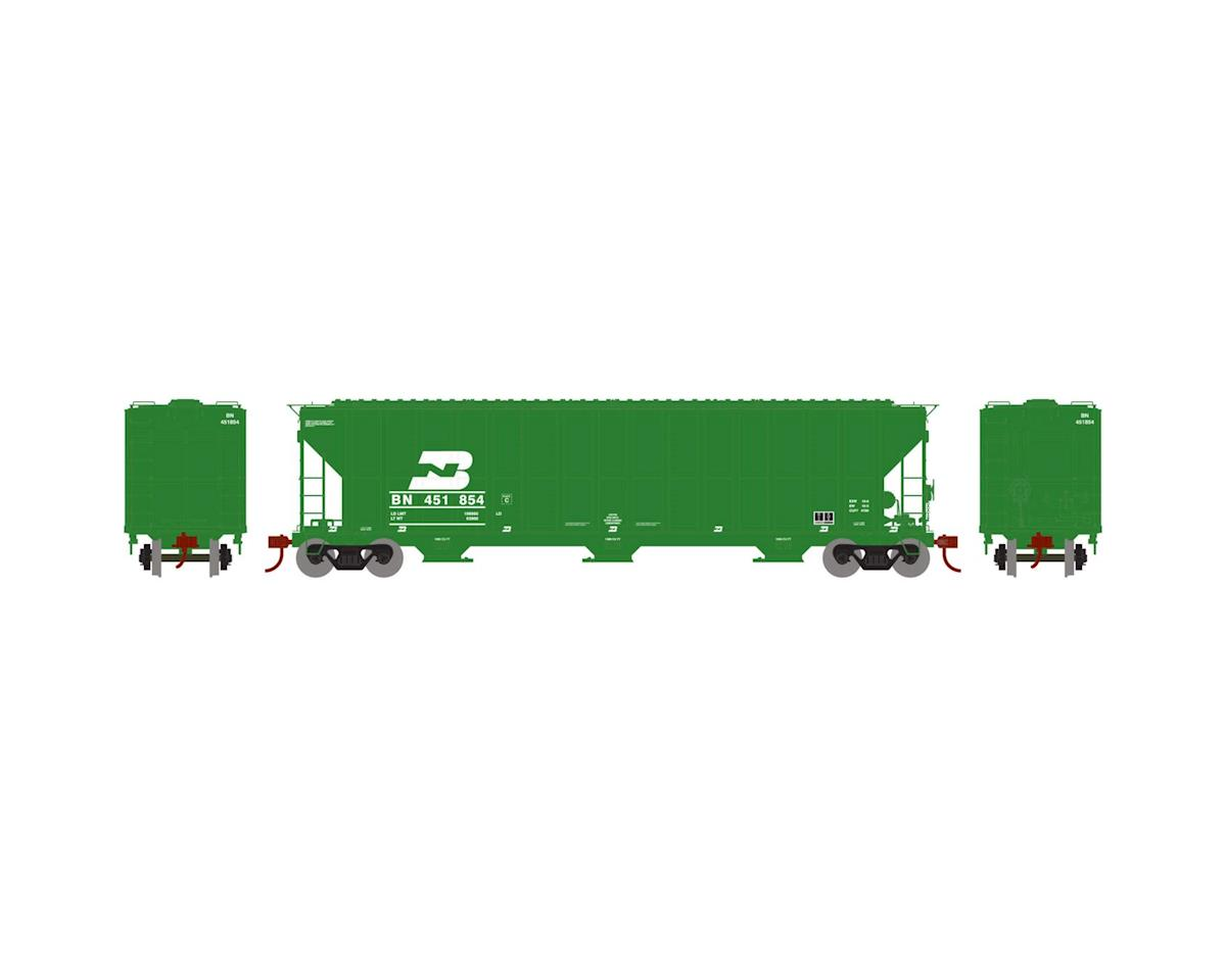 Athearn HO RTR FMC 4700 Covered Hopper, BN #451854